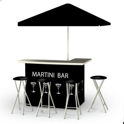 Martini Bar Set