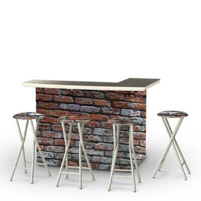 London Brick Bar Set