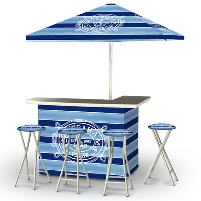 Tommy Bahama Bar Set