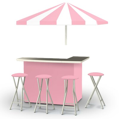 Ice Cream Parlour Bar Set