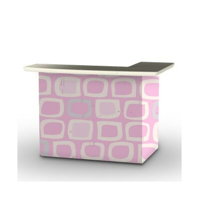 Its A Boy Bar Set Finish: Pink