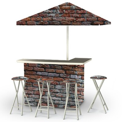 London Brick Bar Set