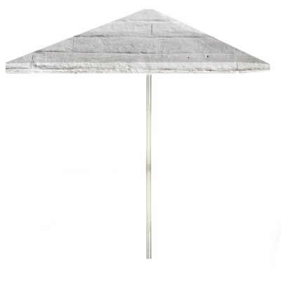 8 Cinderblock Square Market Umbrella
