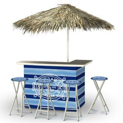Tommy Bahama Tiki Bar Set
