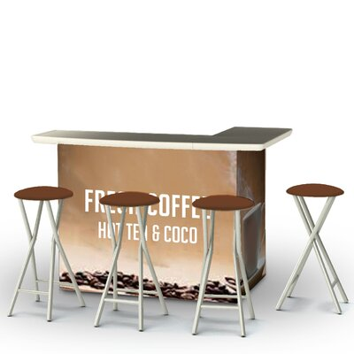 Coffee Bar Set