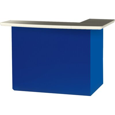 Patio Bar Color: Royal Blue