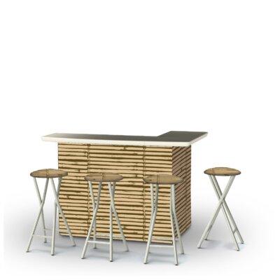Serious Luau Bar Set Product Photo