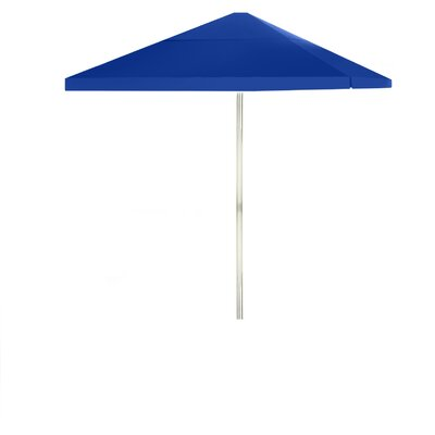 8 Square Market Umbrella Color: Classic Blue