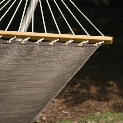 Large Open Weave Hammock Finish: Bronze