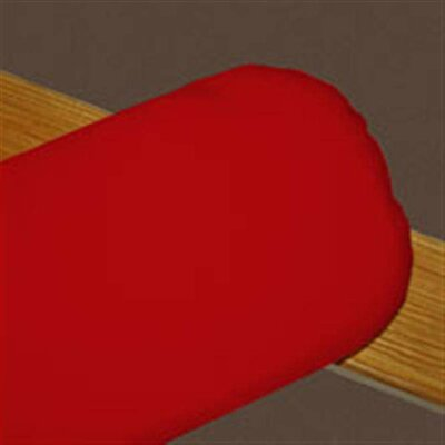 Coastal Sunbrella Boudoir/Breakfast Pillow Color: Red