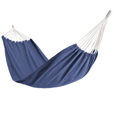 Polyester Camping Hammock Color: Ocean Blue