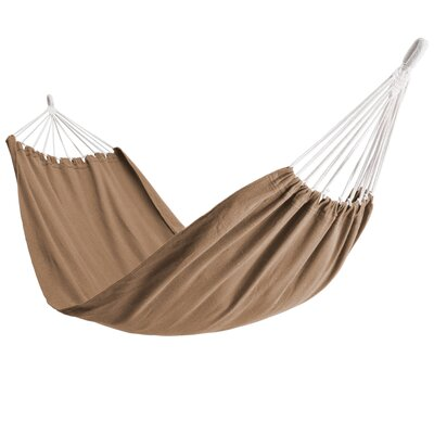 Polyester Camping Hammock Color: Desert Sand