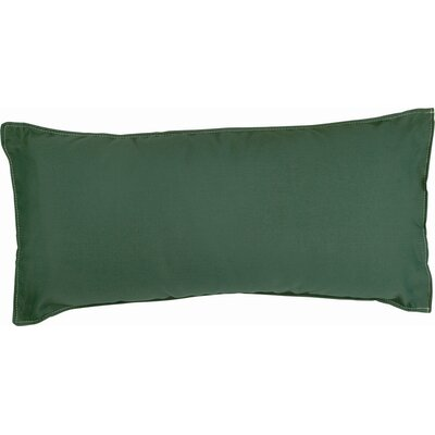Large Hammock Pillow Color: Green