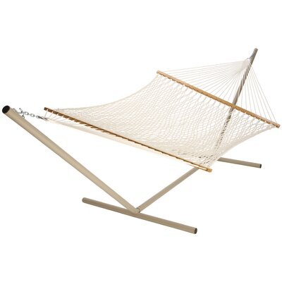 Cotton Rope Tree Hammock Size: Extra Large
