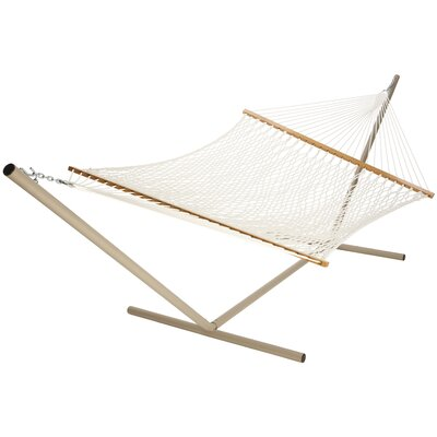 Polyester Rope Hammock Size: Extra Large