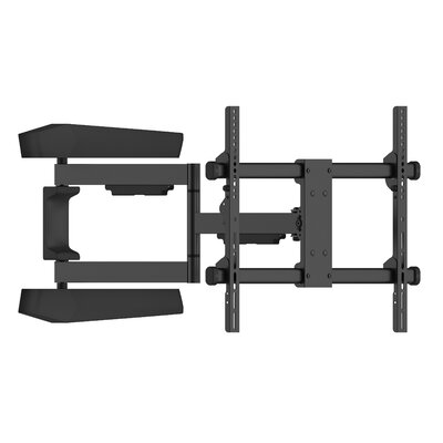 One Large Articulating/Tilt Universal Wall Mount for 42 - 65 Flat or Curved Panel Screens