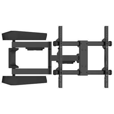 One Large Articulating/Tilt Wall Mount for 42 - 65 Screens