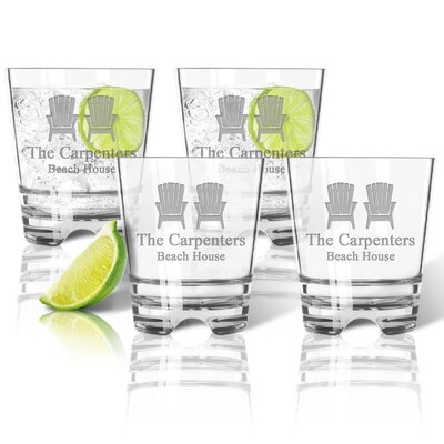 Personalized Tritan 12 oz. Old Fashioned Glass ACL-TDOF12S4-pd-adirondackchairs
