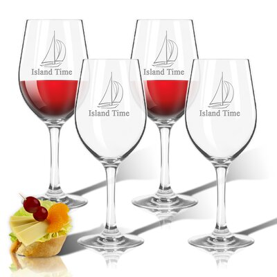 Personalized Tritan Sailboat 12 Oz. All Purpose Wine Glass ACL-TWS12S4-pd-sailboat-tnr