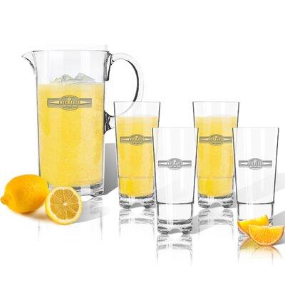 Tritan Sports Food 5 Piece Beverage Serving Set ACL-TPIT55hb16s4-PD-Sports-bernard