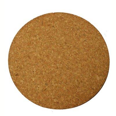 Rigsby Cork Doormat Size: 12 H x 12 W x 0.3 D