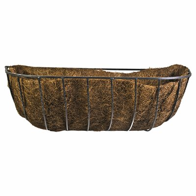Canterbury Horse Trough Rail planter HTCB24-B
