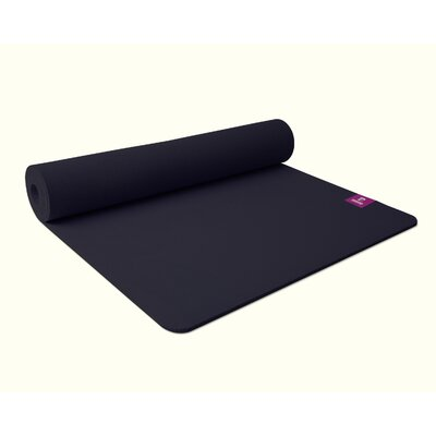 No credit check financing Unheated Yoga Mat Color: Cadet Blue...