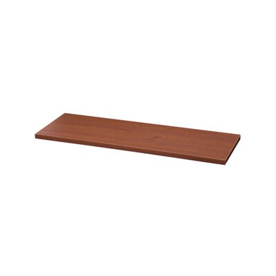 "freedomRail Wood Shelf - Color: Cherry, Size: 48"" x 8"" at Sears.com"