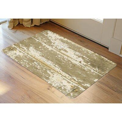 Fo Flor Barnboard Doormat Mat Size: 23 x 36