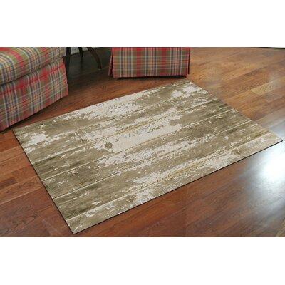 Fo Flor Barnboard Doormat Mat Size: 46 x 66