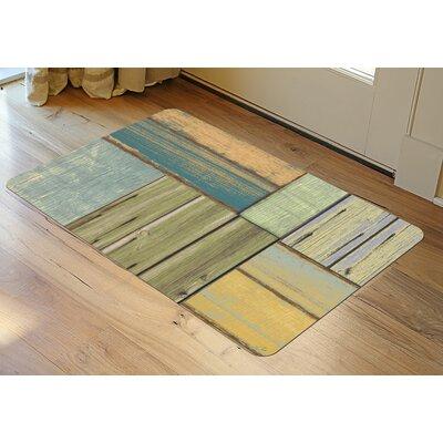 Fo Flor Patchwork Doormat Mat Size: 46 x 66