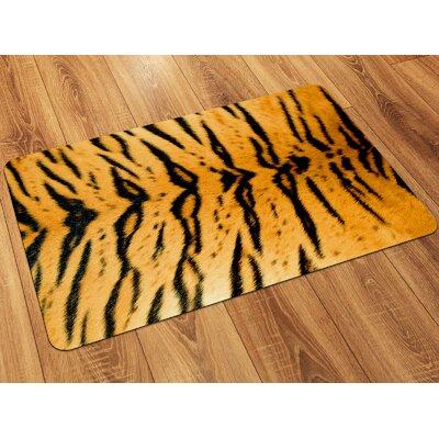 Fo Flor Tiger Doormat Mat Size: 25 x 60