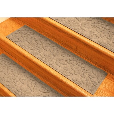Aqua Shield Medium Brown Fall Day Stair Tread