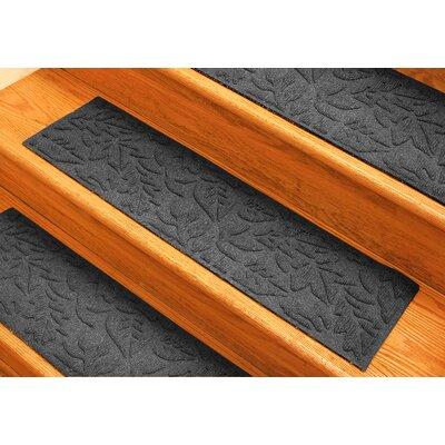 Aqua Shield Charcoal Fall Day Stair Tread