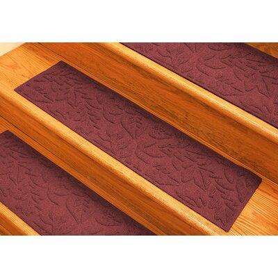 Aqua Shield Red Fall Day Stair Tread