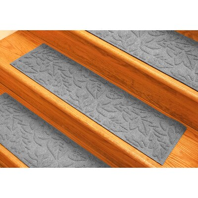 Aqua Shield Medium Gray Fall Day Stair Tread