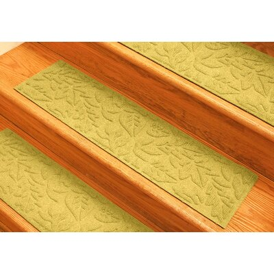 Aqua Shield Yellow Fall Day Stair Tread