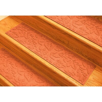 Aqua Shield Orange Fall Day Stair Tread