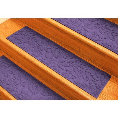 Aqua Shield Purple Fall Day Stair Tread