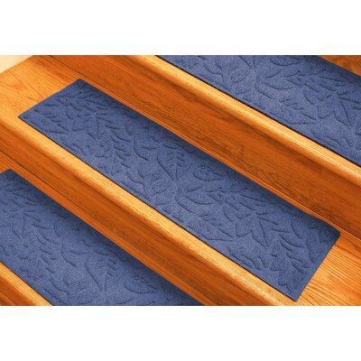 Aqua Shield Navy Fall Day Stair Tread