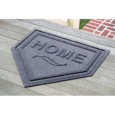 Engelmann Home Plate Doormat Color: Bluestone
