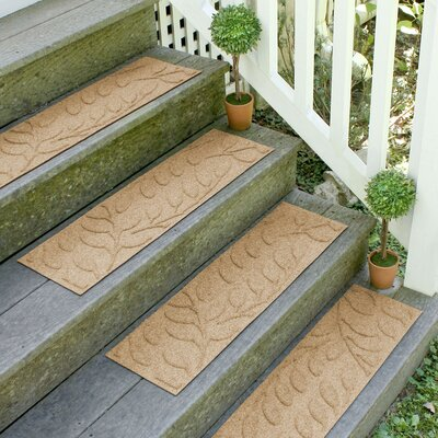 Conway Gold Brittany Leaf Stair Tread