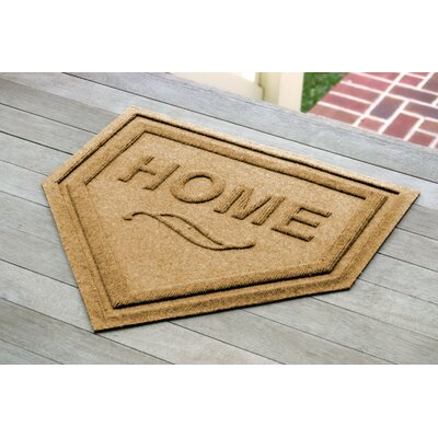Engelmann Home Plate Doormat Color: Gold