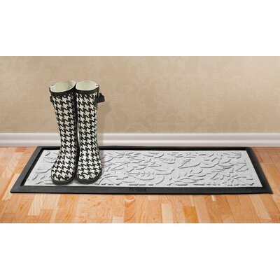 Aqua Shield Fall Day Boot Tray Color: White