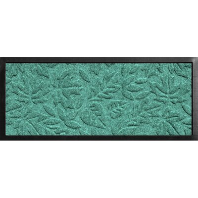 Aqua Shield Fall Day Boot Tray Color: Aquamarine