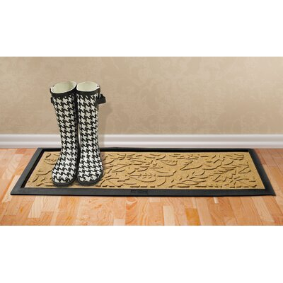 Aqua Shield Fall Day Boot Tray Color: Gold