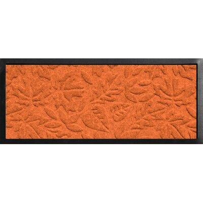 Aqua Shield Fall Day Boot Tray Color: Orange