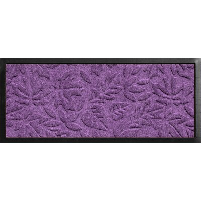 Aqua Shield Fall Day Boot Tray Color: Purple