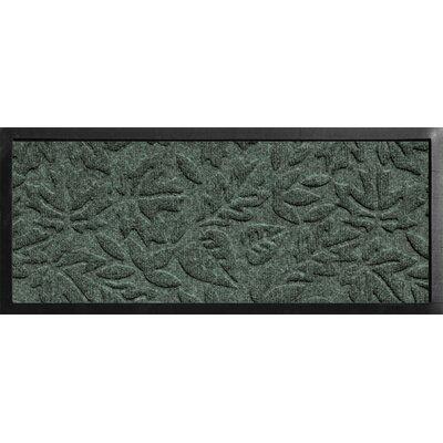 Aqua Shield Fall Day Boot Tray Color: Evergreen