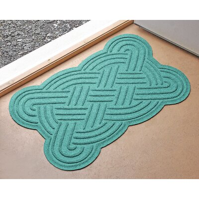 Aqua Shield Naples Weave Doormat